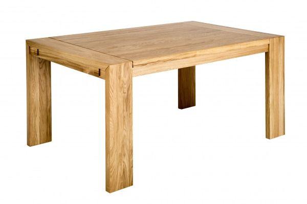 Stół dębowy rozkładany Silva - Signu