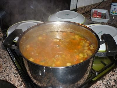 Bellezza : Dieta del minestrone come perdere 7 kg in due sett...