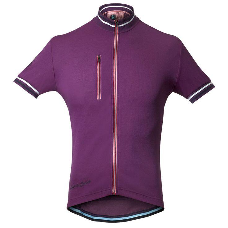 Café du Cyclist Violette jersey