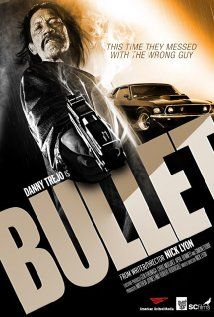 Bullet (2014)  Rate:10+ Danny Trejo--my new action hero! he makes an amazing good guy as well as an awful bad guy!
