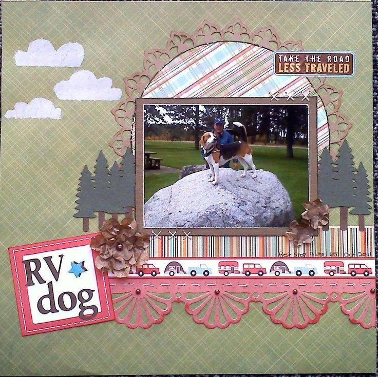 223 best dog scrapbook in memory images on pinterest