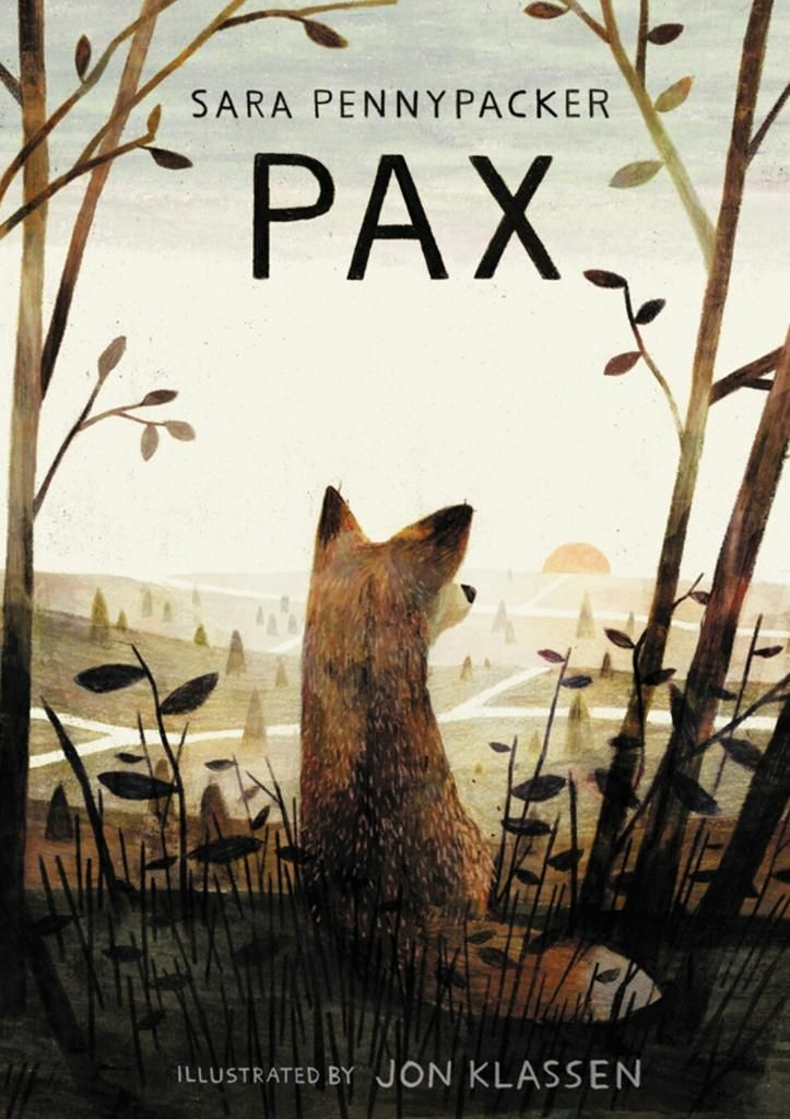GUYS - PW did a cover reveal thing for PAX. It's a great great book & I get to draw foxes.  http://www.publishersweekly.com/pw/by-topic/childrens/childrens-book-news/article/67142-cover-reveal-pax.html …