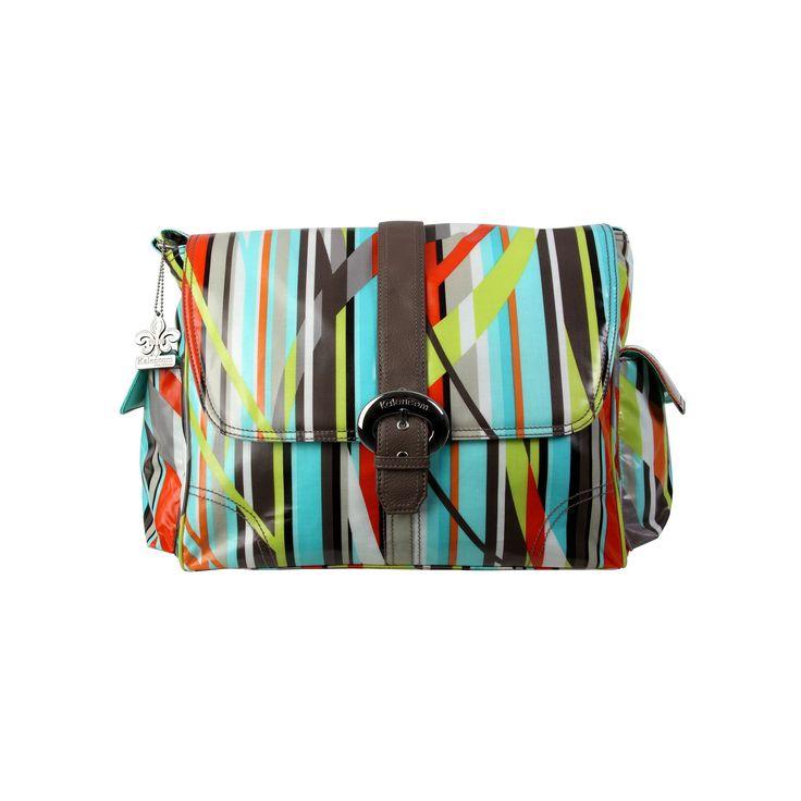 Kalencom Laminated Diaper Bag, Multicolor