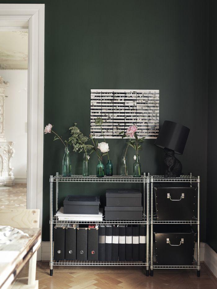 OMAR shelves from Ikea