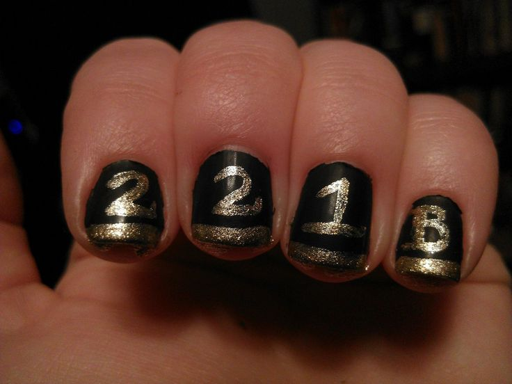 Sherlock nails