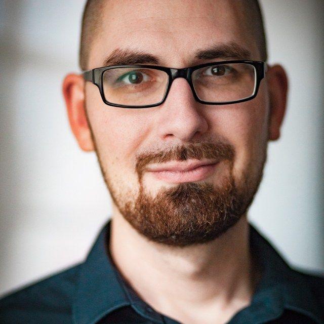 Social Portrait: VR-Consultant Simon Graff, Hamburg