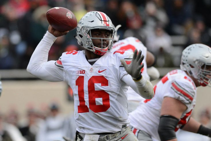 Ohio State QB J.T. Barrett privileged to play in Fiesta Bowl = PARADISE VALLEY, Ariz. — One of the most overused story arcs in sports journalism is the redemption story. A player experiences adversity, on or off the field, and then rises above that adversity to succeed. Ohio State quarterback J.T. Barrett…..