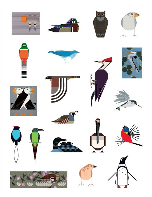 Mejores 341 imágenes de ART Charlie Harper en Pinterest   Charley ...