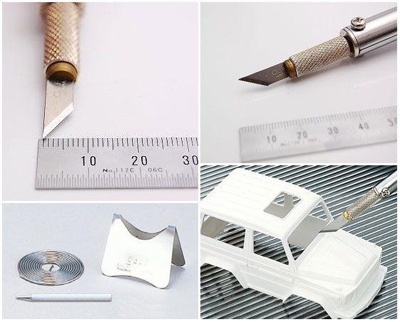 Hot cutter : GOOT hot knife set ( HOT-60R )