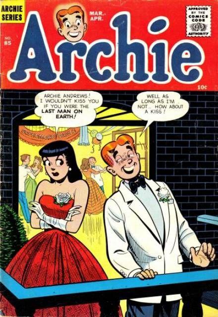 archie comic #85