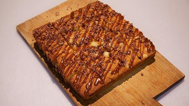 Toffee-macadamiacake - Rudolph's Bakery   24Kitchen
