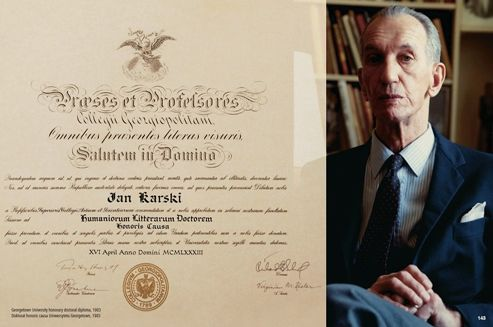 April 24 marks the centennial of the birth of Jan Karski, the Pole who gave Western Allies the first eyewitness account of the Holocaust in 1942. On the occasion of the Year of Jan Karski, declared by the Sejm of the Republic of Poland, Polish diplomacy has been telling the international public about the accomplishments of the heroic Home Army emissary.