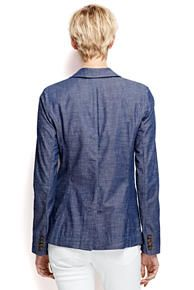 Women's Petite Blazers & Jackets | Lands' End. If I had some great beige trousers or white jeans