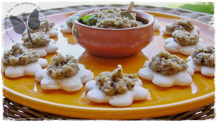 Caviale di melanzane, ricetta veloce al microonde