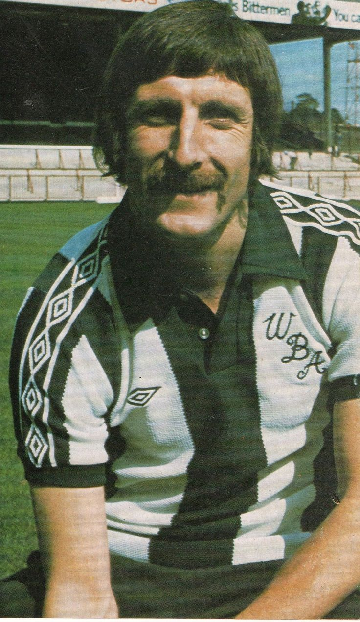 Tony Brown - West Bromwich Albion