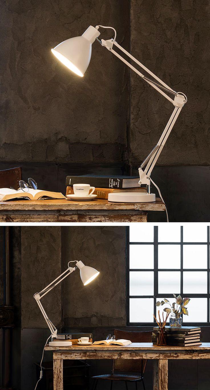 책상 위에 이런 조명 하나면 분위기 업!  http://vom.kr/NIOspj #인테리어 #조명 #스탠드 #인테리어조명 #스탠드조명 #책상스탠드 #바보사랑 #desklamp #lamp #desk #interior
