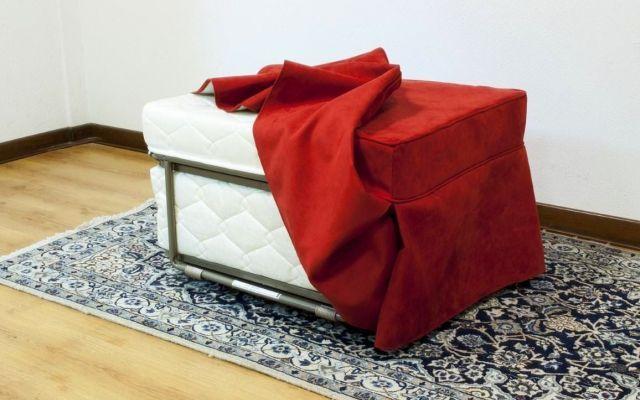 Il pouf-letto: l'ultima novità dal mondo dell'arredamento #pouf-letto #pouf #letto