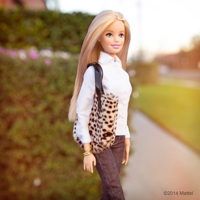 """""""Looking forward to an amazing 2015!#barbie #barbiestyle"""""""