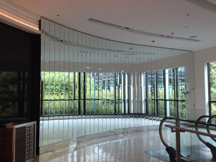 (PAIGE) This picture was taken by myself near the Crown Casino shops. This is a great area to use glass as it opens up the space and actually looks like there is windows that look outside to the trees.