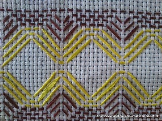 Vagonite pattern: