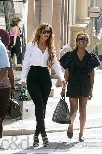 Beyonce Rihanna Vs Beyonce Pinterest Queens Celeb