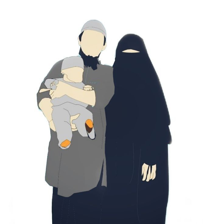 Pin Oleh Rumi Nahim Di Wallpapers Qouts Ilustrasi Karakter Kartun Kartun Pasangan Muslim couple cartoon hd wallpaper