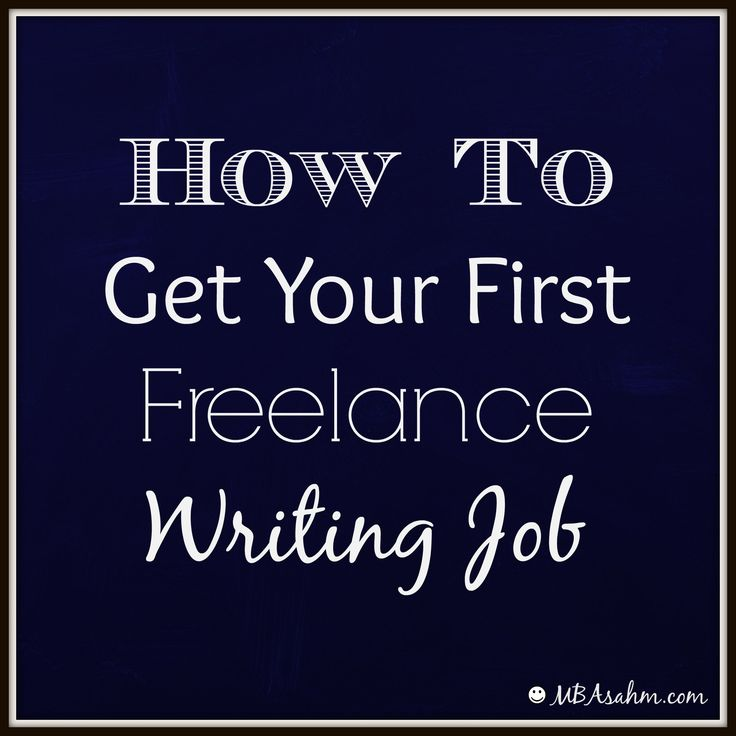 how to get freelance writing jobs It may seem like a tough task, but figuring out how to find freelance writing jobs is easy if you know how let us show you how to find your first today.