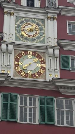 Altes Rathaus mit Glockenspiel, Esslingen am Neckar – Heather Motto