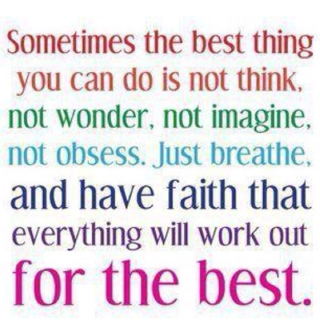 Just breathe...: Just Breath, Remember This, Sotrue, Quote, Work Outs, Havefaith, So True, Have Faith, Good Advice