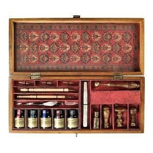 Treaty of Trianon Letters Pen Nibs and Ink Writing Kit
