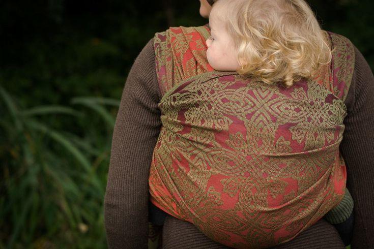 Baie Slings Trowen Hazelnut Wrap - About Wrap   Reviews, FSOT