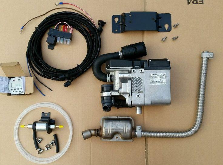 Webasto Thermo Top C Diesel Water Heater