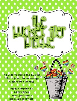 This little packet of resources is perfect for introducing the Bucket Filler System at the beginning of the year.