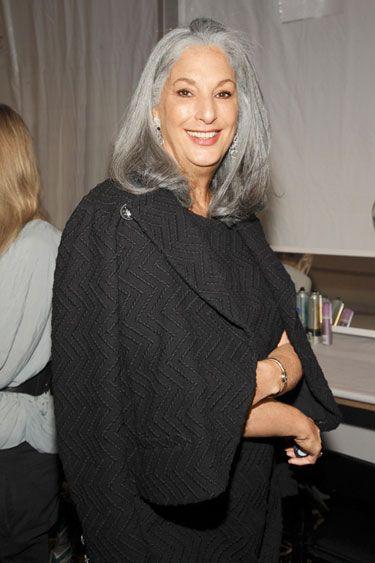 Look fabulous in your 60s essie weingarten founder of essie cosmetics shares her diet - Essie weingarten ...