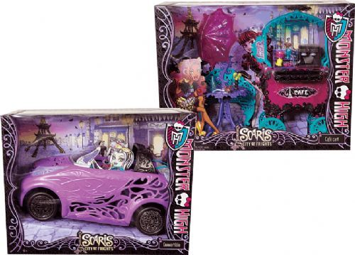 Monster High Accessories Bundle - 2 Pack - $75