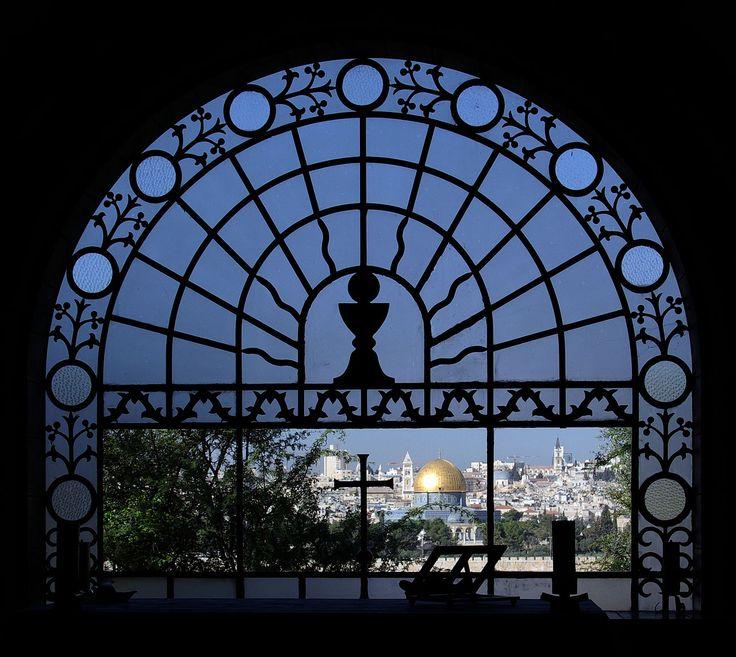 Jerusalem Dominus flevit BW 1 - Jerusalem syndrome - Wikipedia