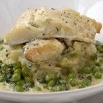Lemon Haddock in a White Wine Cream