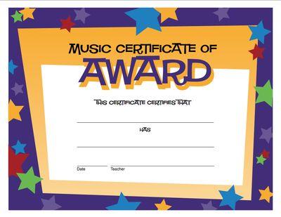 Best  Award Certificates Ideas On   Award Template