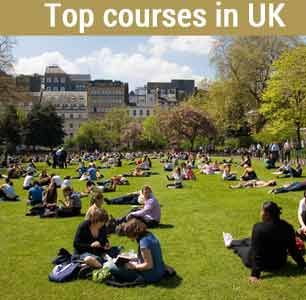 Top courses in UK – Find here detail of the popular courses to study in UK for international students. Know the fees structure of various universities. http://goo.gl/7M7ab8