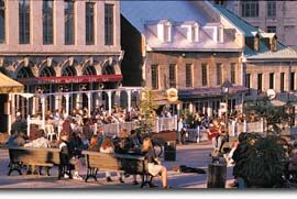 Old Montreal, Place Jacques-Cartier