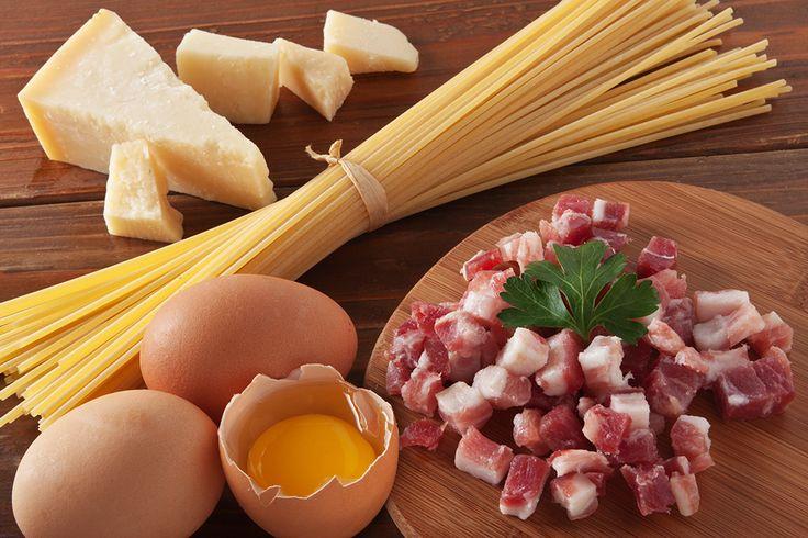 Carbonara par le Chef Giovanni Apollo #apollorecettes