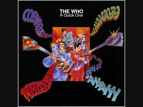 Boris The Spider - The Who (John Entwistle was a BAD MOTHER F'ER!)