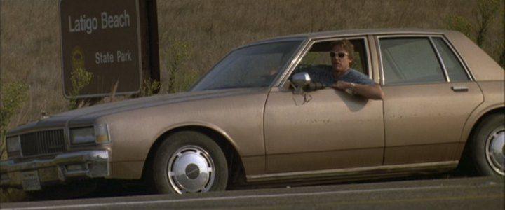 1987 Chevrolet Caprice in Point Break (1991)