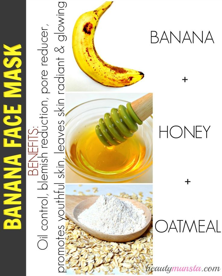 how to use body shop banana hair mask