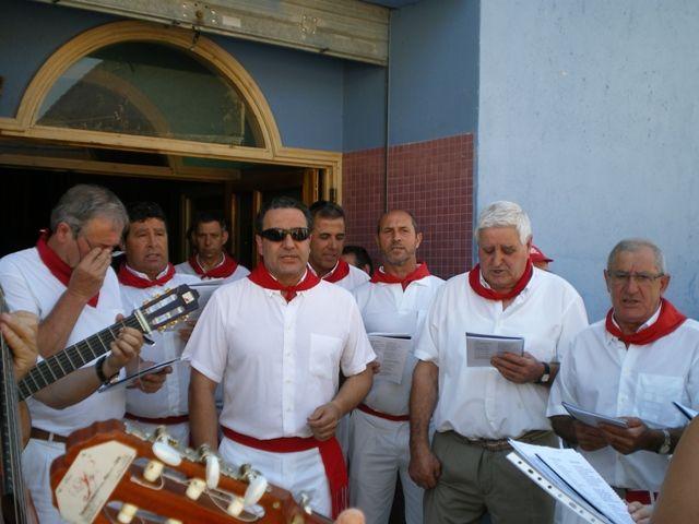 Santacara: Ronda Jotera - Año 2010 (1ª Parte)