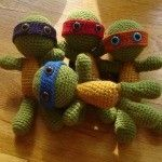 Stuffed or Stuffed- Free Amigurumi Crochet Patterns