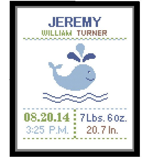 17 Best images about Cross Stitch Birth Announcements Related – Baby Birth Announcement Cross Stitch Patterns