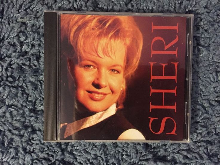 CD SHERI 11 Inspirational songs friend of Bill Gaither #ChristianGospel