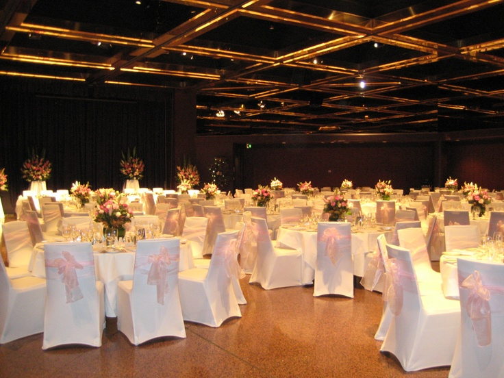 19 best world of weddings ballroom intercontinental adelaide intercontinental adelaide ballroom white and pink theme junglespirit Gallery