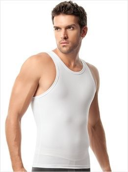 b982de693c2c6f Athletic Compression Tank Top in Mens Underwear 2012 from Leo ...